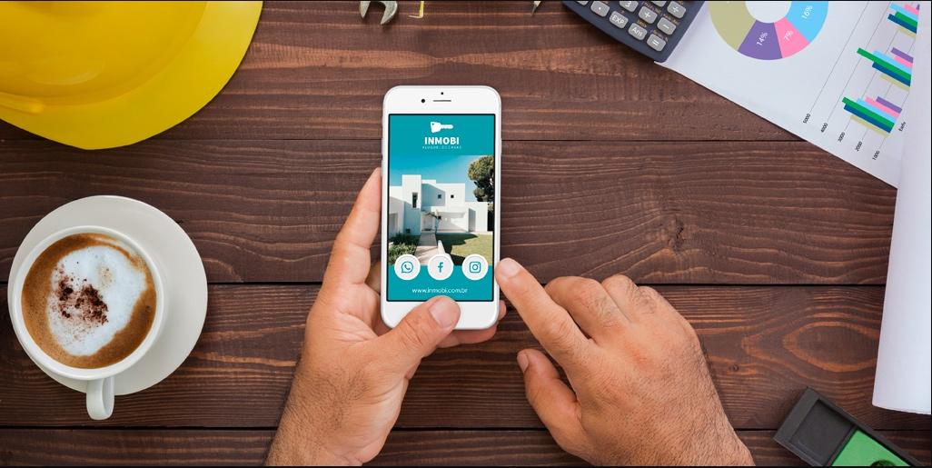 Cartão Digital para Corretores de Imóveis