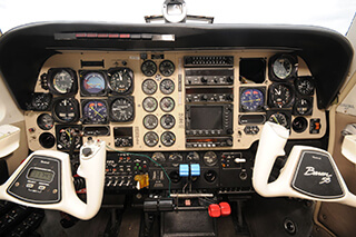 Ground School Beechcraft Baron 58 (BE58)