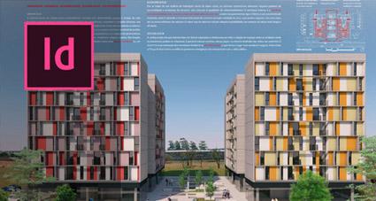 InDesign para Arquitetura: Design, Pranchas e Portfólios